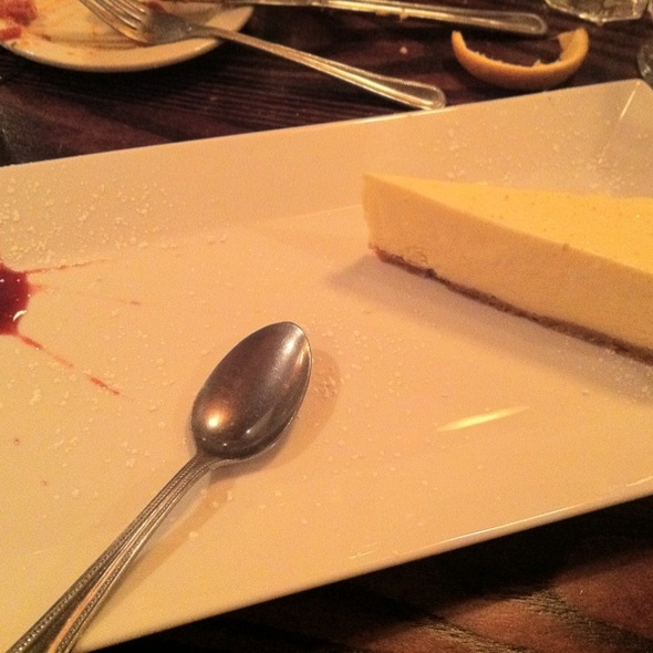 Cheesecake - Butera's Restaurant of Smithtown, Smithtown, NY