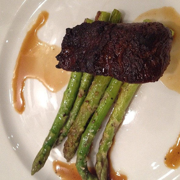 Steak And Asparagus - Broadmoor Bistro @ The Center for Academic Achievement, Overland Park, KS