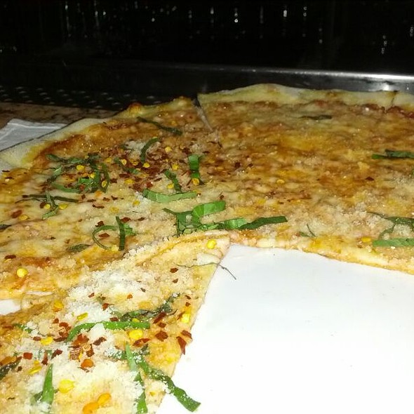Margarita Pizza - Novita Wine Bar Trattoria - Garden City, Garden City, NY