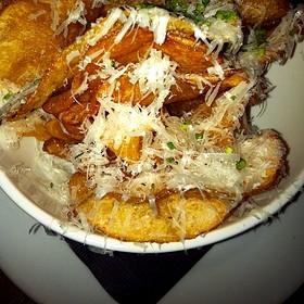 Truffle Chips - MAX's Wine Dive San Antonio - East Basse Rd, San Antonio, TX