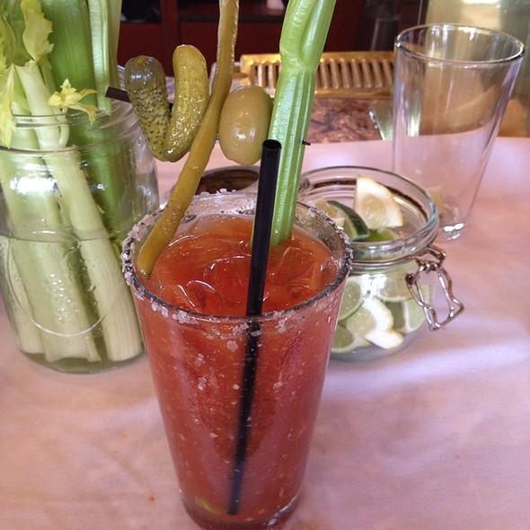Build Your Own Bloody Mary - Kincaid's - Redondo, Redondo Beach, CA