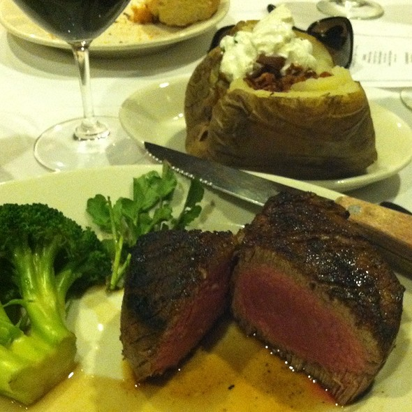 Fillet - Morton's The Steakhouse - Naperville, Naperville, IL