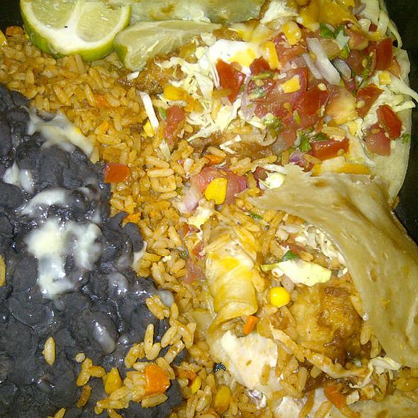 fish tacos - Fat Fish Cantina Grill, San Diego, CA
