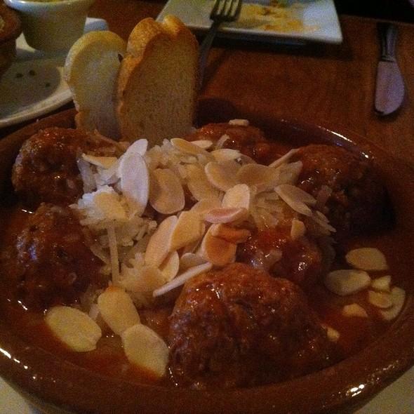 Lamb Meatballs - Tapas On Main, Bethlehem, PA