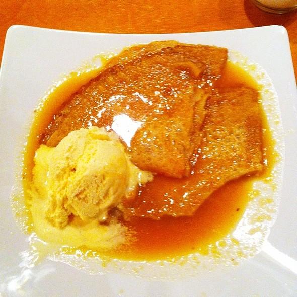 Crepes Mit Orangensauce Und Eis - Jasper's Restaurant, Frankfurt am Main, HE