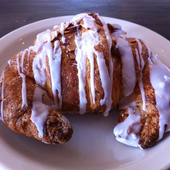 Almond croissant - Texas French Bread, Austin, TX
