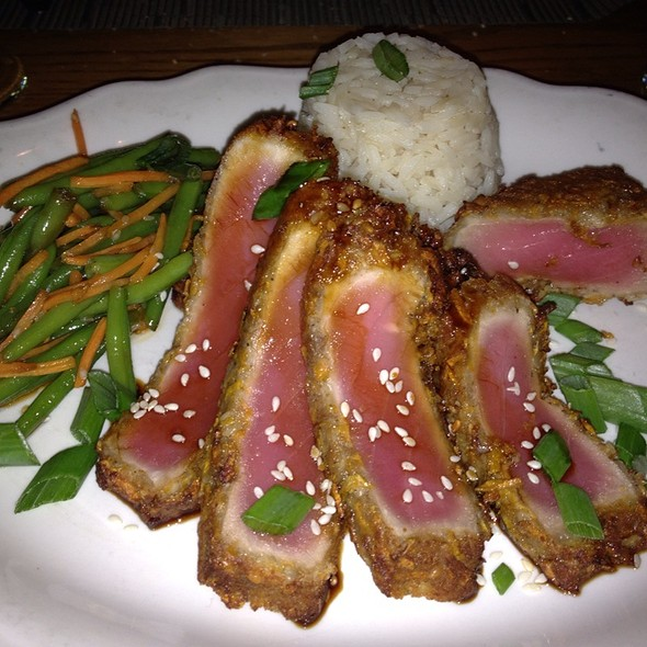 Ahi tuna - The Allen Street Grill (Hotel State College), State College, PA