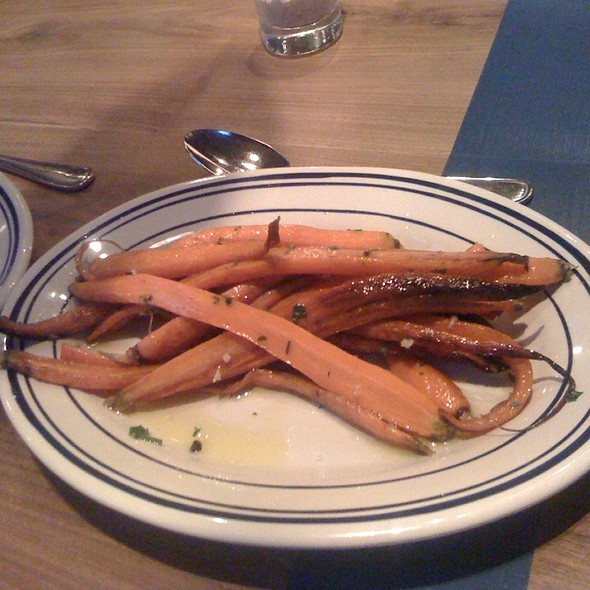 Carrots - The Optimist, Atlanta, GA