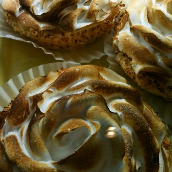 Lemon Meringue Tart - Manhattan in the Desert - Palm Springs, Palm Springs, CA