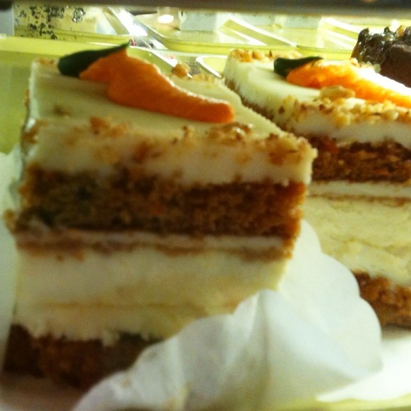 Carrot Cake Cheesecake - Manhattan in the Desert - Palm Springs, Palm Springs, CA