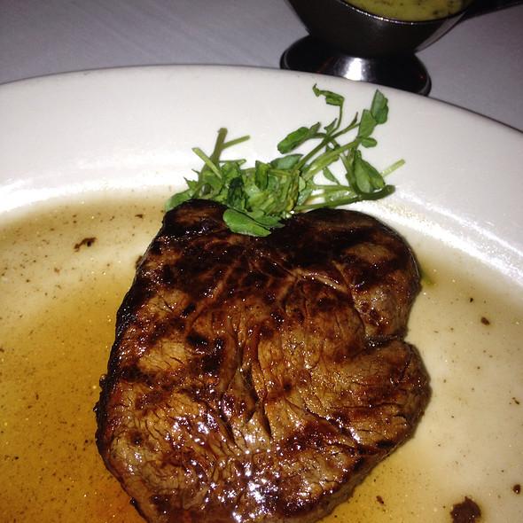Filet Mignon - Morton's The Steakhouse - Las Vegas, Las Vegas, NV