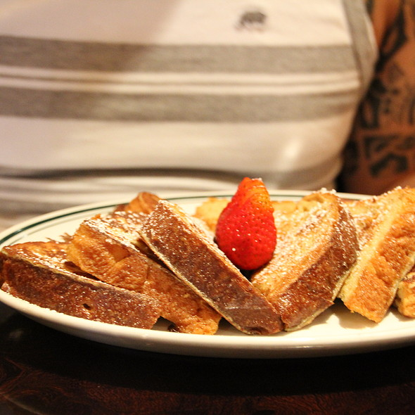 French Toast - Daily Grill - Burbank Marriott Hotel, Burbank, CA