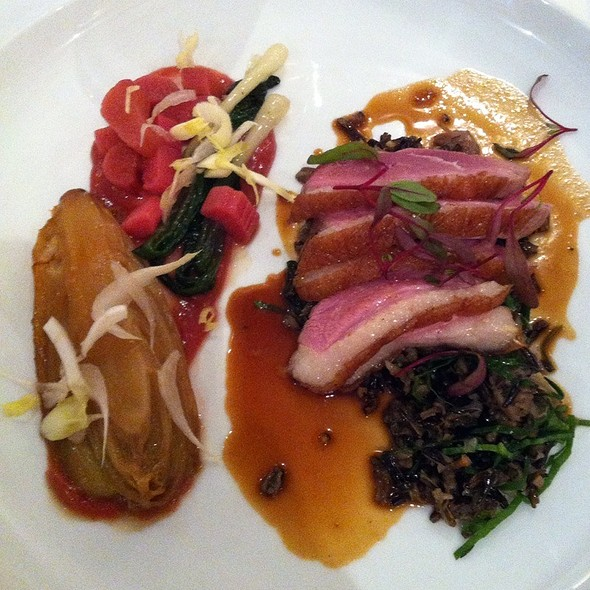 Duck - The North Fork Table & Inn, Southold, NY