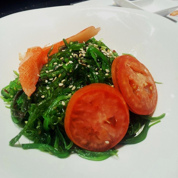 Seaweed salad - Cafe Ginger, Houston, TX