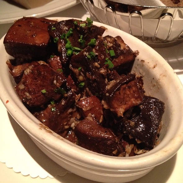 mushrooms - Truluck's Seafood, Steak and Crab House - Southlake, Southlake, TX