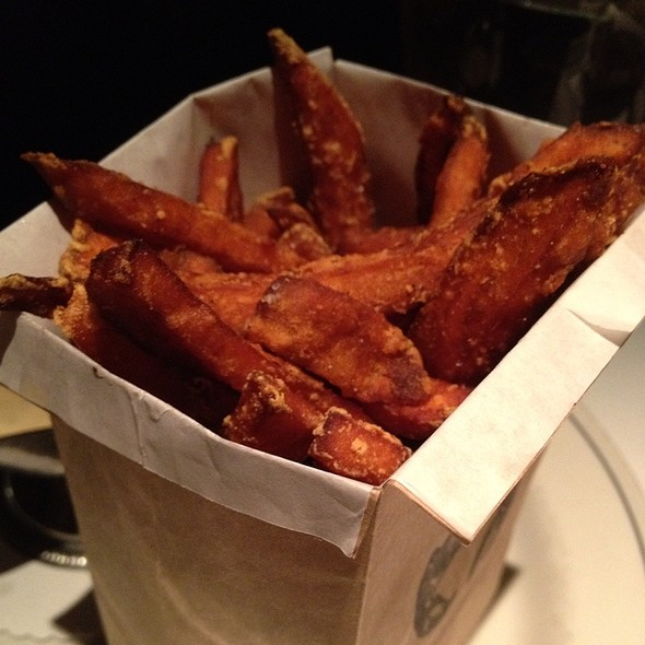 Sweet potato fries - Truluck's Seafood, Steak and Crab House - Southlake, Southlake, TX