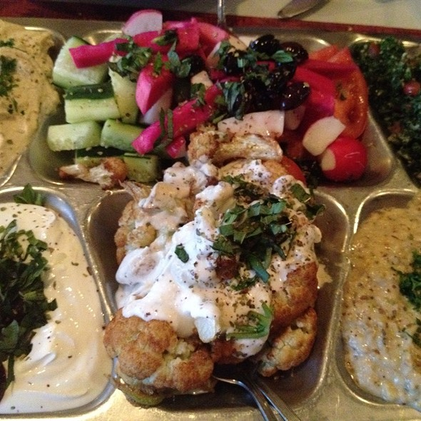 Mediterranean Style Cuisine: Mediterranean Kitchen Restaurant - Bellevue, WA