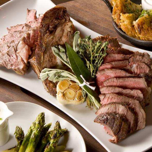 Steak for 6 - Brand Steakhouse - Monte Carlo, Las Vegas, NV
