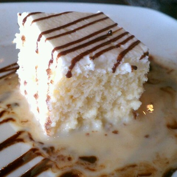 Tres Leche Cake - Veritas Steak & Seafood, Sugar Land, TX