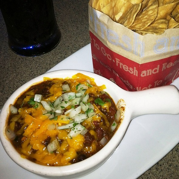 chili con carne - Paradiso 37, Lake Buena Vista, FL