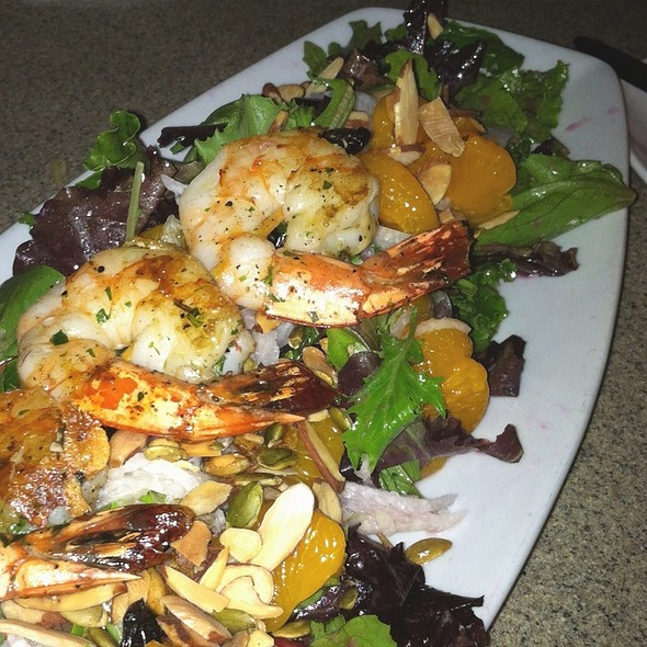 Shrimp And Jicama Salad - Paradiso 37, Lake Buena Vista, FL