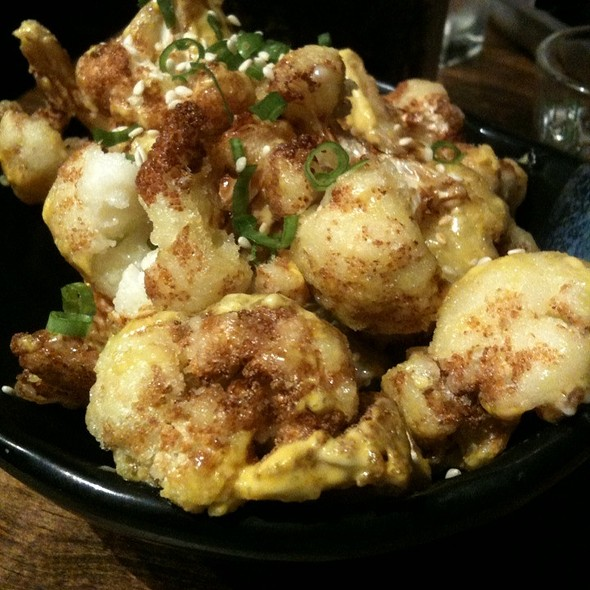 Fried Cauliflower - Camp BBQ, San Francisco, CA