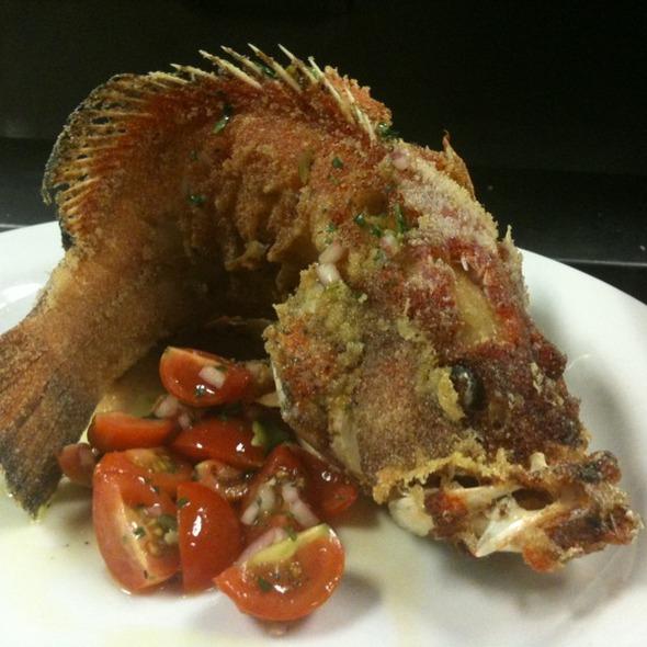Strawberry Grouper - Bari, Memphis, TN