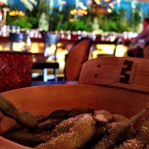 edamame - Teak on the Hudson, Hoboken, NJ