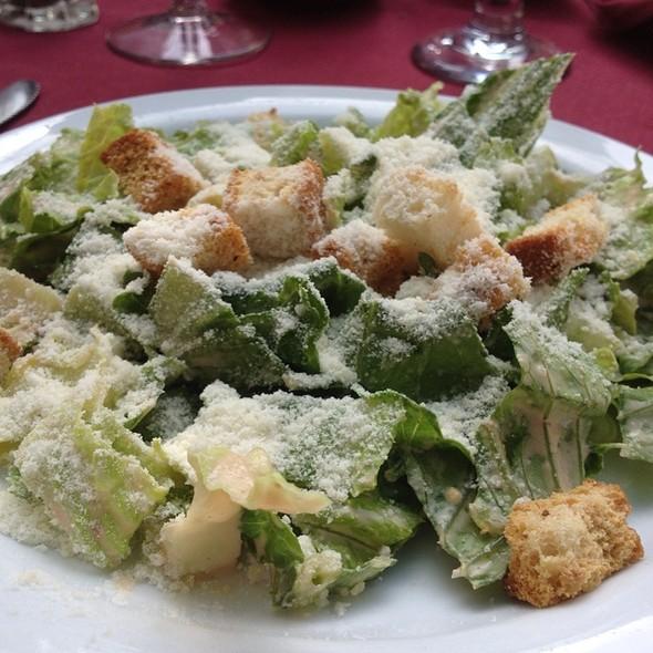 Caeser Salad - Café Trastevere, Orlando, FL