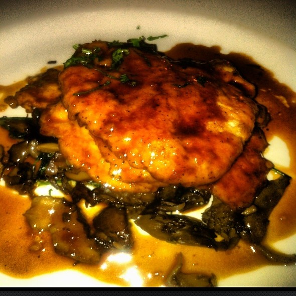 Chicken Marsala - Lavo - NYC, New York, NY