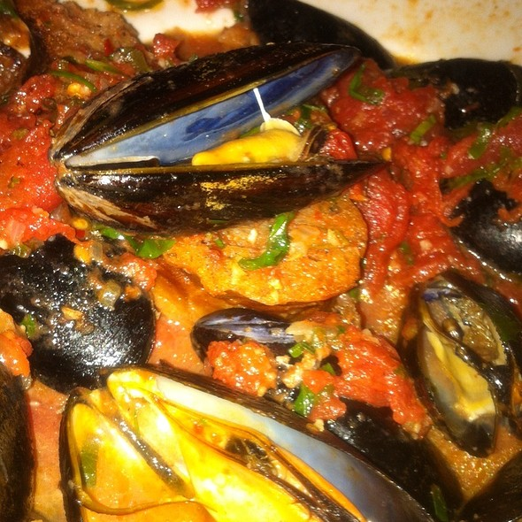 Mussels - Lavo - NYC, New York, NY