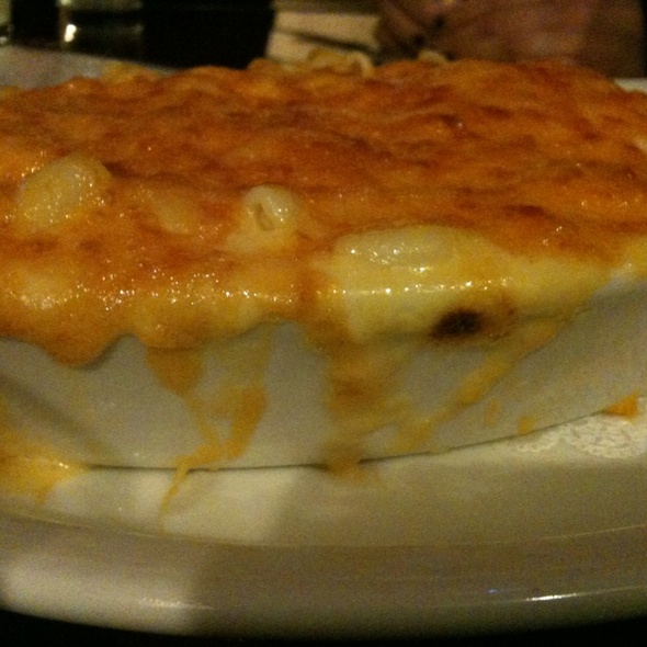 Macaroni and Cheese - Statler Grill, New York, NY