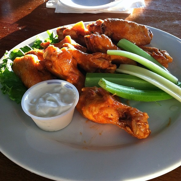 Buffalo chicken wings - Sunset Cove, Bowleys Quarters, MD