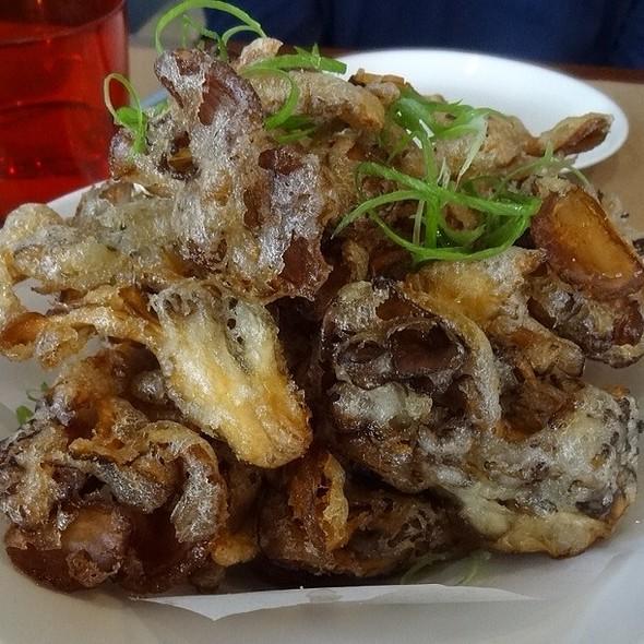 Maitake mushroom tempura - RN74 - San Francisco, San Francisco, CA