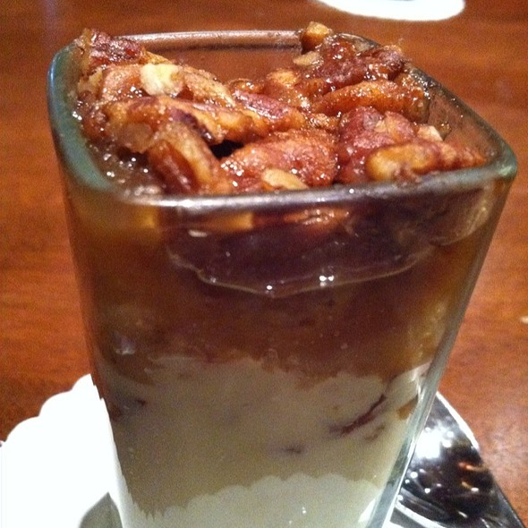 Pecan Pie Mini Indulgences - Seasons 52 - Naples, Naples, FL