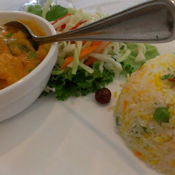Vegetable Korma - Passage to India - Bethesda, Bethesda, MD