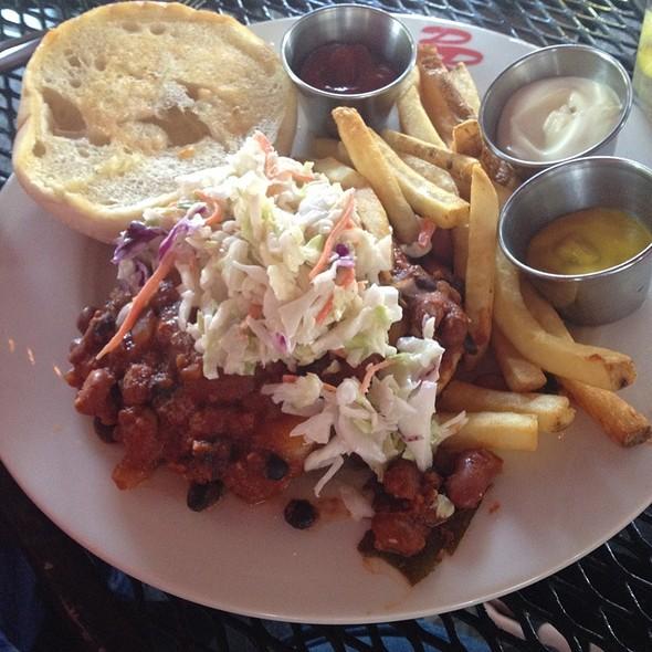 Carolina Burger - Red Rocks Cafe - Birkdale Village, Huntersville, NC
