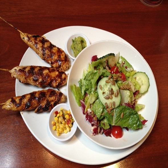 Chipotle Chicken Skewers - Seasons 52 - Orlando, Orlando, FL