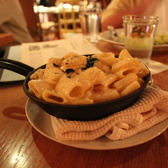 Truffled Mac and Cheese - The Cedars Social, Dallas, TX