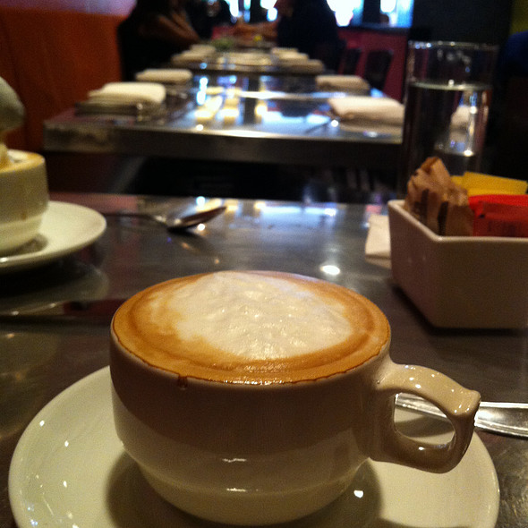Cappuccino - Rocking Horse Cafe, New York, NY