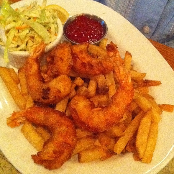 Shrimp And Chips - Yankee Pier Lafayette, Lafayette, CA