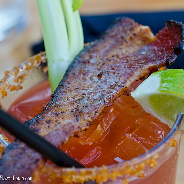 Bacon Caesar - Edible Canada at the Market, Vancouver, BC