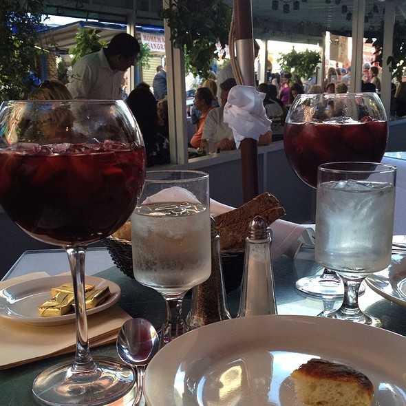 Sangria - Il Cortile Restaurant, New York, NY