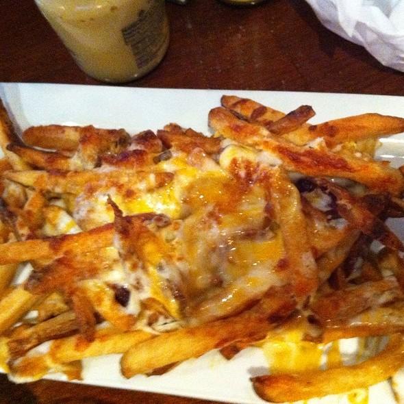 Bacon Cheddar Fries - Feile, New York, NY