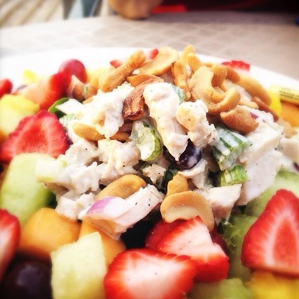Cashew Chicken Salad - Charlie's Restaurant and Irish Pub at the Water Street Inn, Stillwater, MN