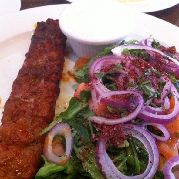 Lamb Kebab - Bodrum Turkish Mediterranean, New York, NY