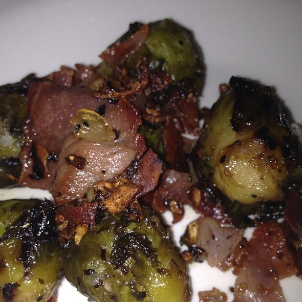 Prosciutto Brussel Sprouts - Old Venice - Point Loma, San Diego, CA