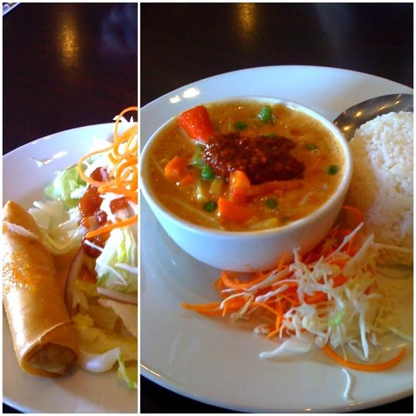 Thai Food Pearland Tx