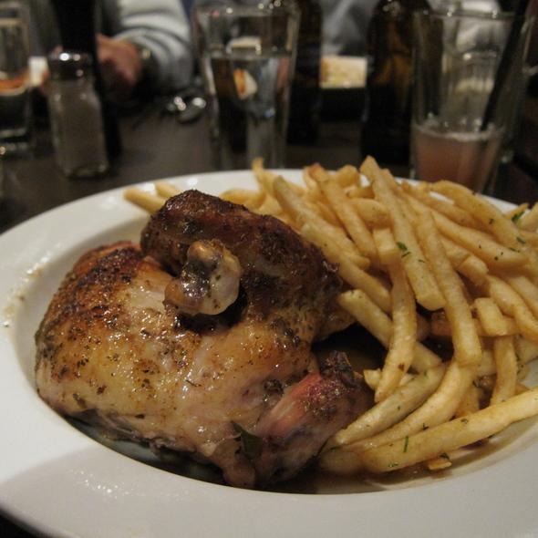 Rotisserie Chicken - Fire & Oak - Jersey City, Jersey City, NJ
