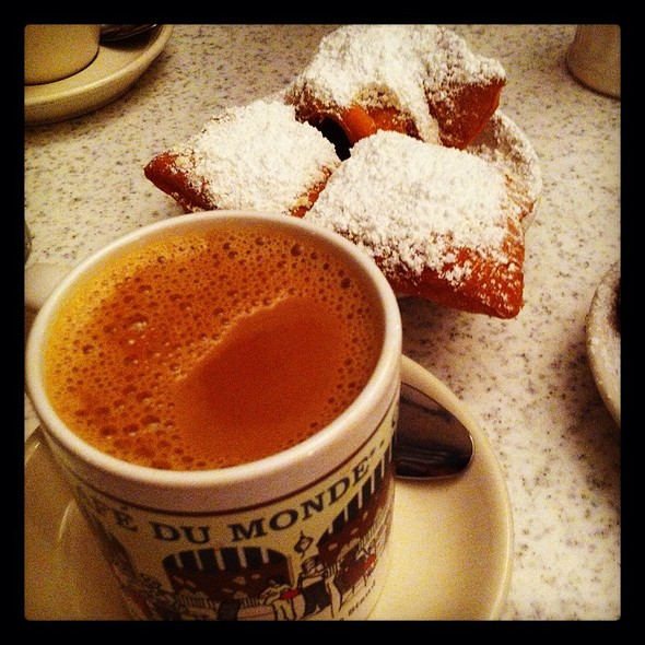 Best Food At French Market New Orleans
